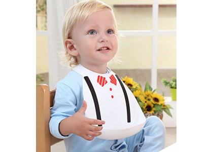 Buy Bibs and Burp Cloths for Your Baby in His Growing Stage