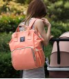 Sunveno Diaper Bag -Pink