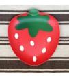 Eazy Kids Bamboo Fibre 5pieces Dinner set - Strawberry