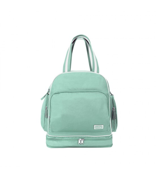 Sunveno Signature Maternity Diaper Bag - Green