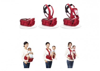 Baby Carriers Offer Maximum Support to Parents of Young Ones