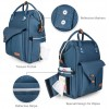 Alameda Diaper Backpack - Large - Blue