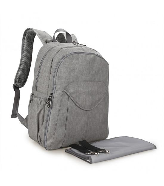 Alameda - Primo Mother's Bag - XL - Grey