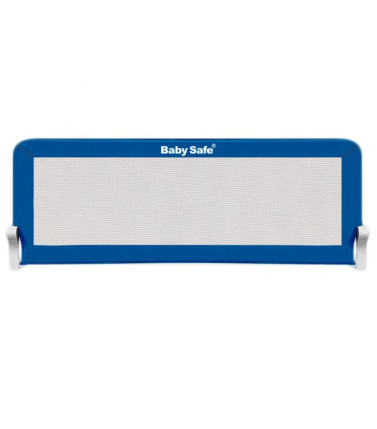 Baby Safe Safety Bed Rail -(120X42 cm) Blue