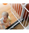 Baby Safe - Safety Gate Extension 45cm - White