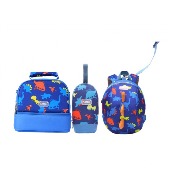 Sunveno  Travel Set - Dinosaur