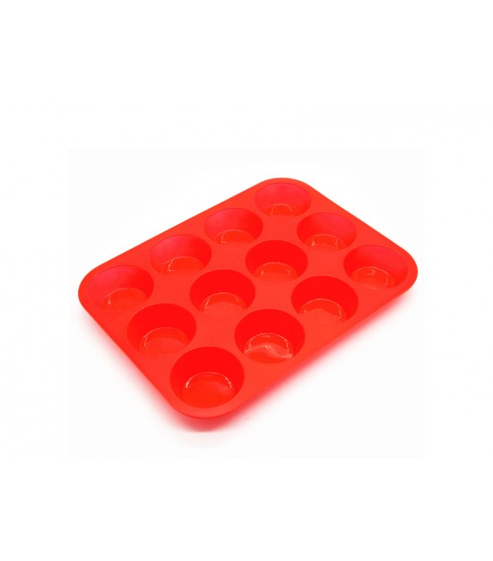 Eazy kids Muffin Bake Tray Red