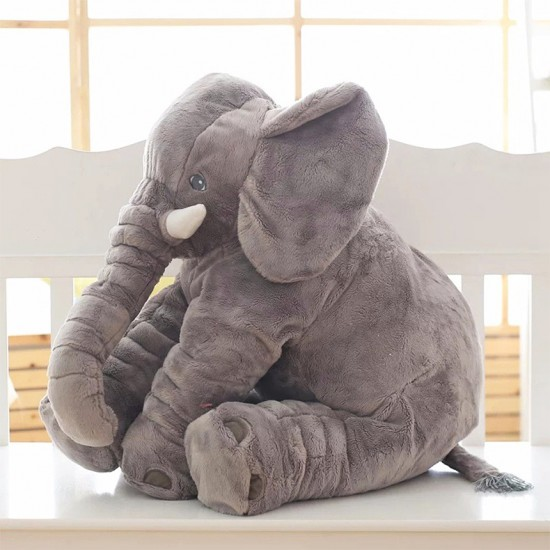 Eazy kids - plush pillow - Big - Grey