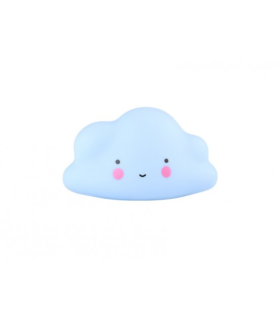 Cloud Lamp - Blue