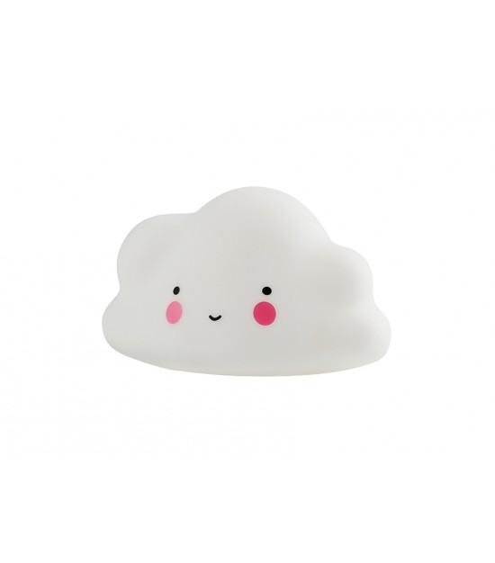 Eazy Kids - Cloud Lamp Light - White
