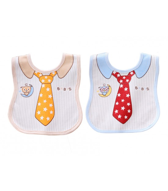 Eazy Kids - Water Proof Designer Bibs - Tie