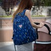 Sunveno - 2 in 1 Diaper Bags - Navy Blue