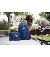 Sunveno 2in1 Diaper Bag-Navy Blue