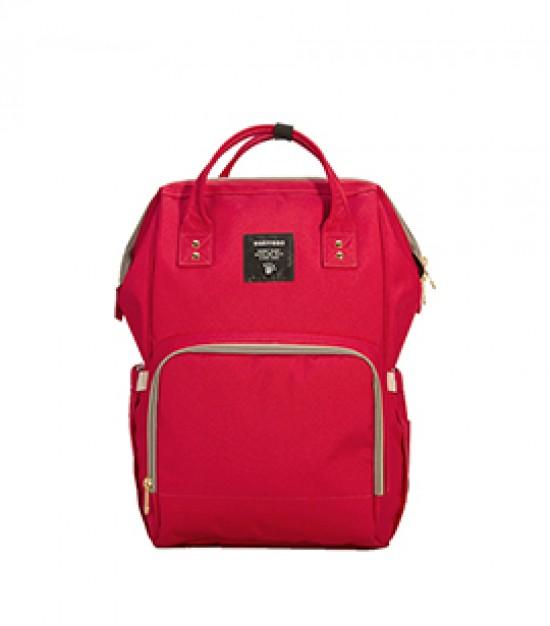Sunveno - Diaper Bag - Real Red