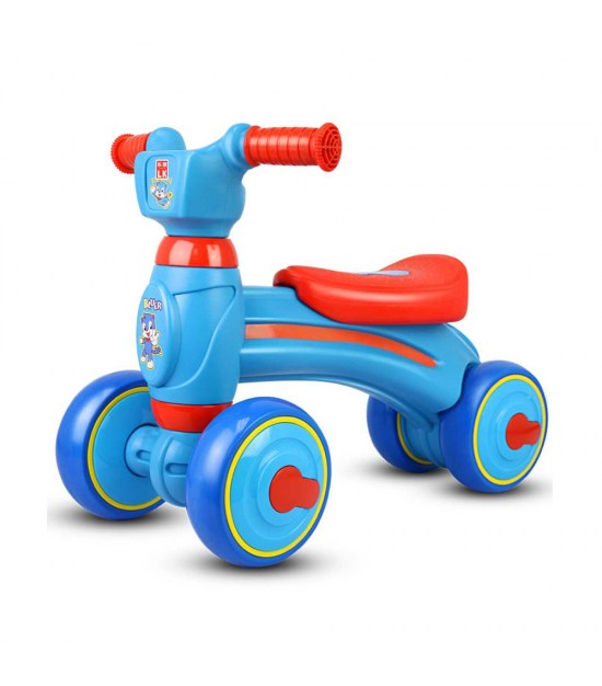 Eazy Kids Balance Bike - Blue