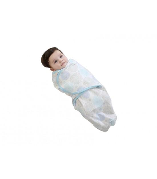 Eazy Kids - Premium Baby Swaddling Wraps - Chakras