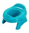 Eazy Kids Travel Portable Potty Trainer - Blue