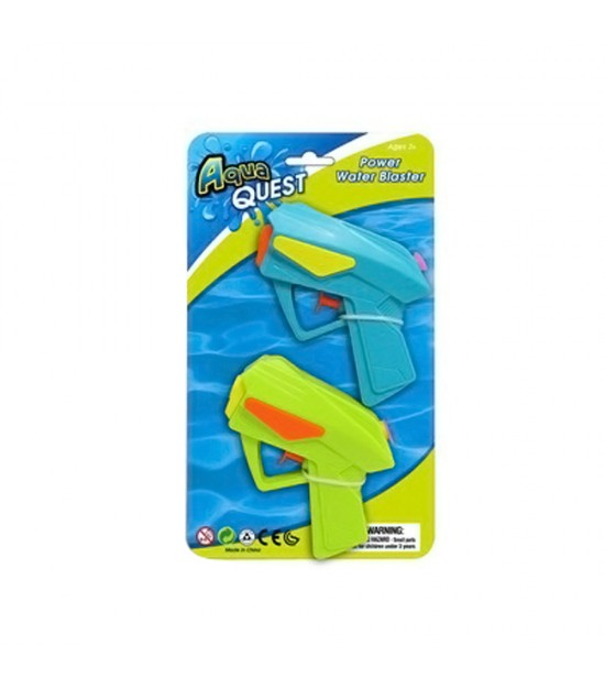 Eazy Kids Water Pistol Gun-Twin pack