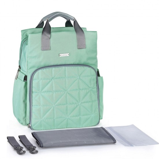 Insular - Nova Diaper Backpack - Green