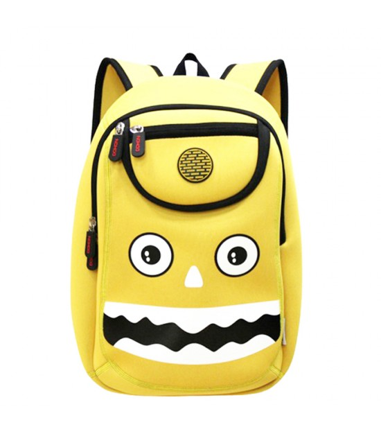 Nohoo WoW School Bag-Monster Yellow