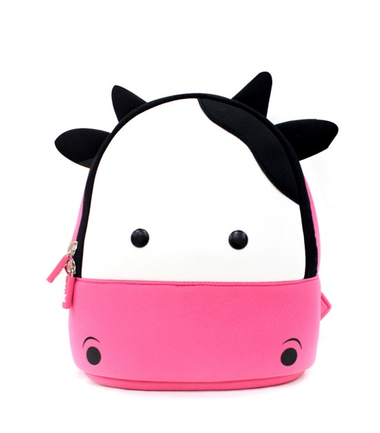 Nohoo Jungle Backpack-Cow