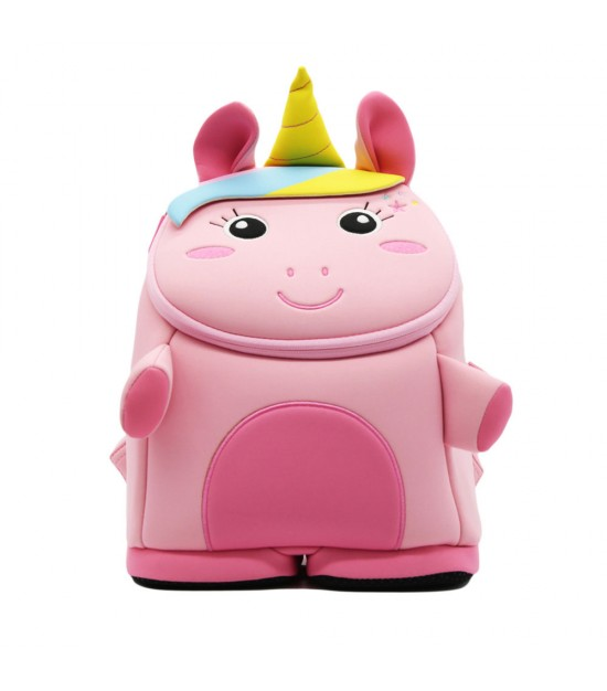 Nohoo Jungle 3D Backpack - Unicorn