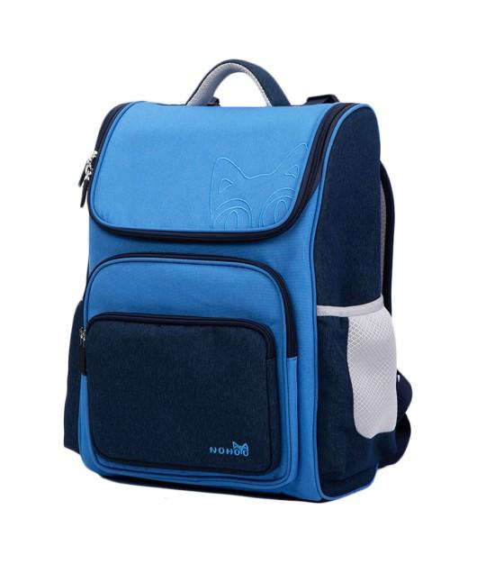 Nohoo School Bag-Gaurdian Blue
