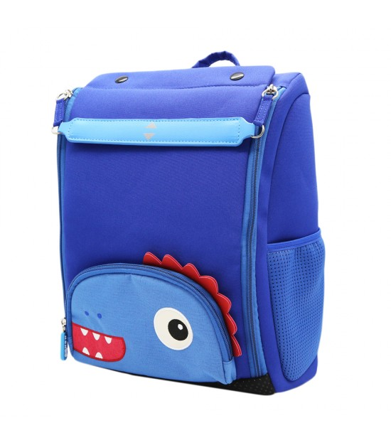 Nohoo Jungle School Bag - Bake Dinosaur