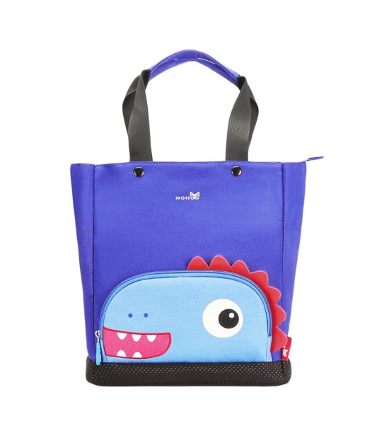 Nohoo Jungle Tote Bag - Bake Dinosaur