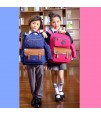 SB Fashion Kids School Bag with Pencil Case - Hazel