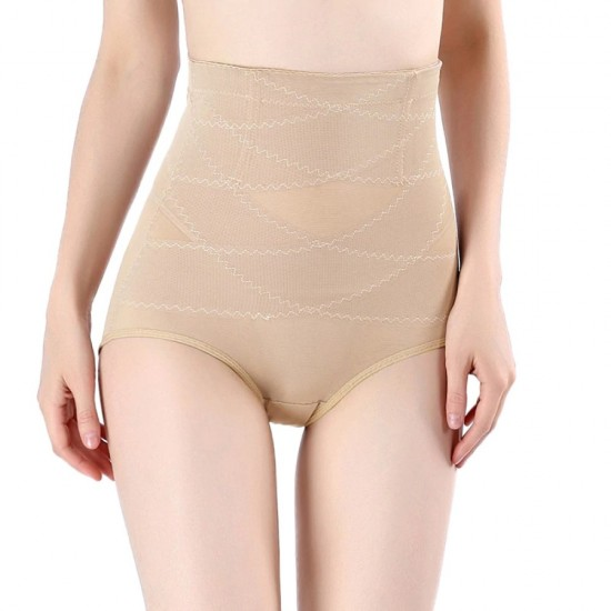Eazy Kids High Waisted Brief Belly Shaper - Nude (XL)