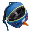 Sunveno Kids Backpack- Dinosaur Blue