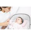 Sunveno Portable Baby Bed & bag- Grey
