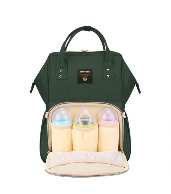 Sunveno Diaper Bag-Olive Green