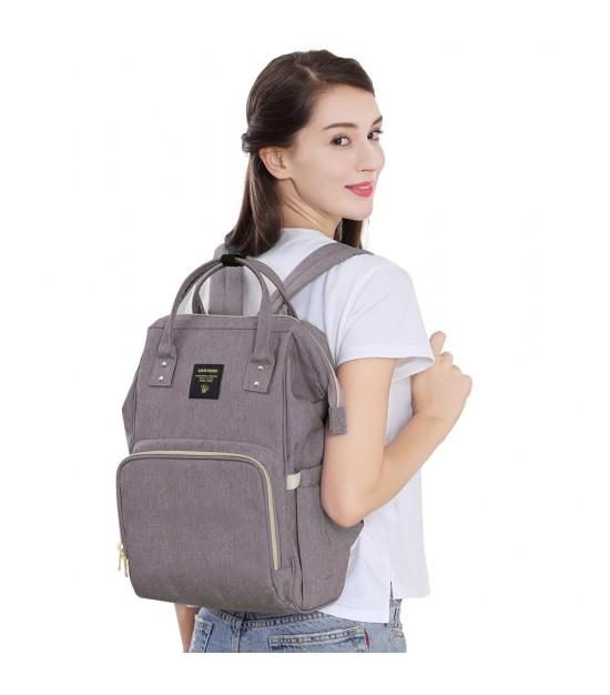 Sunveno - Diaper Bags - Grey