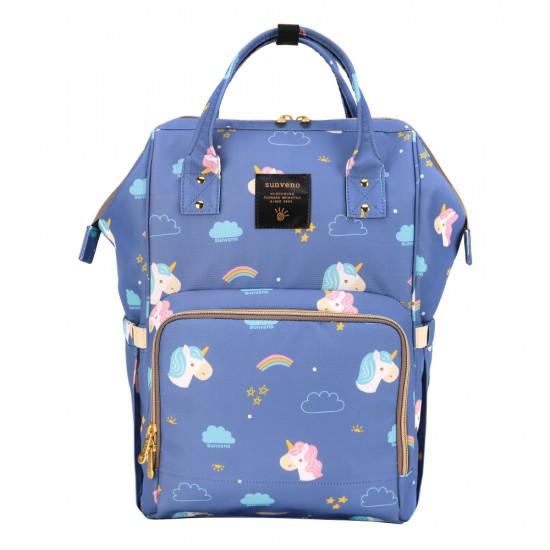 Sunveno - Diaper Bags - Unicorn Blue