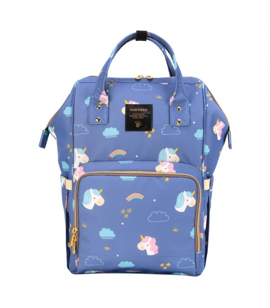Sunveno - Diaper Bags - Unicorn Blue