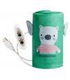 Sunveno Portable Milk Bottle Warmer with USB - Green