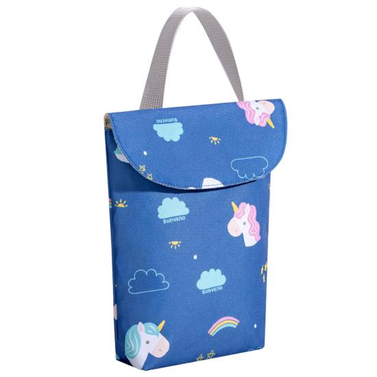 Sunveno Diaper Organizer Wet/Dry Bag - Unicorn