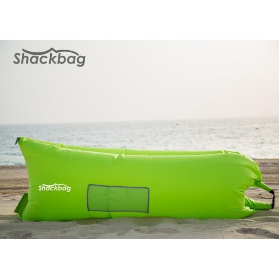 Shackbag -Neon Green