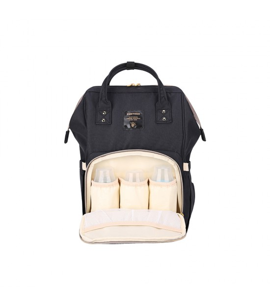Sunveno Diaper Bag - Black