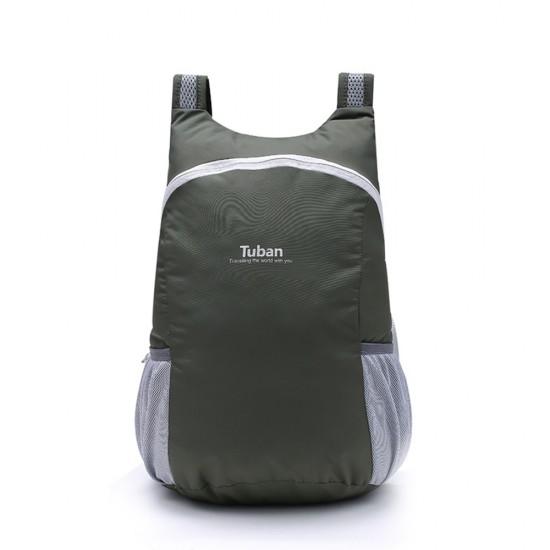Tuban Waterproof Folding Backpack - Olive