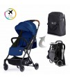 Travel Lite Stroller - SLD by Teknum - Navy Blue