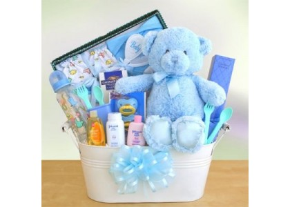 Baby Gifts that Broaden an Innocent Smile