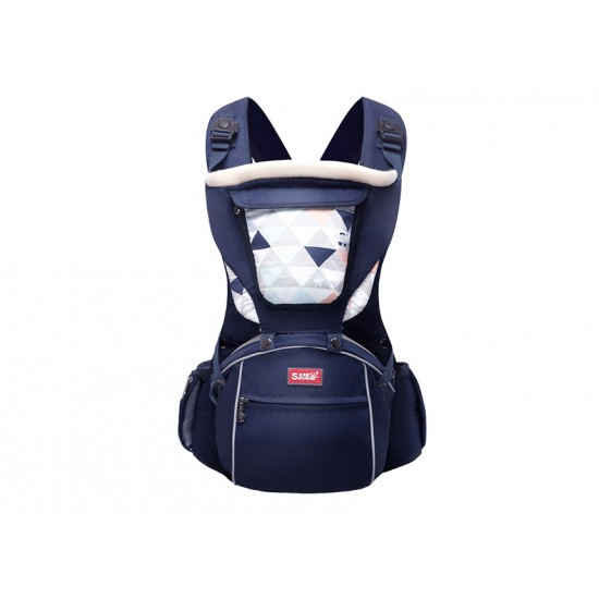 Sunveno Baby Carrier - Navy Blue