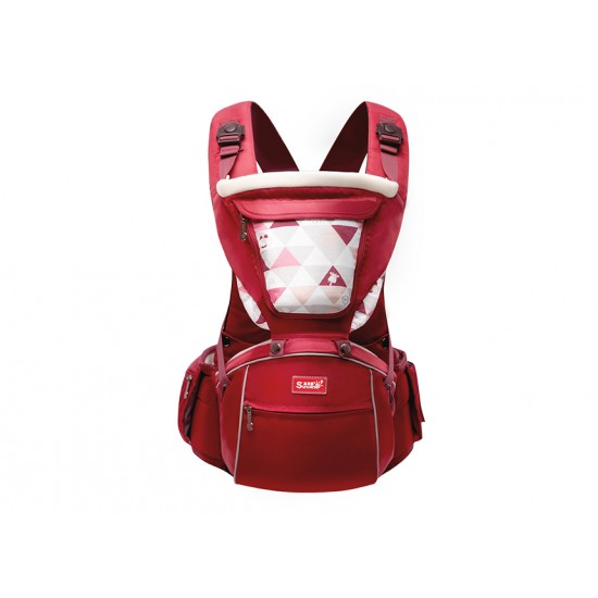 Sunveno Baby Carrier - Dark Red