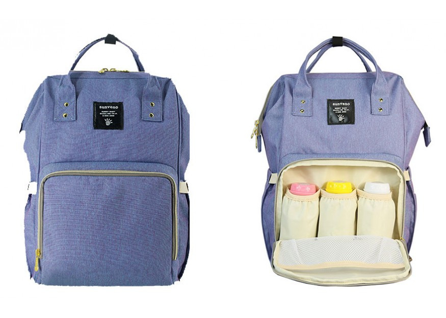 The Diaper Bag is a Super Accessory for the Traveller Parent